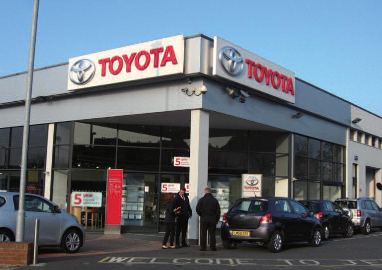 Toyota Tsusho Automobiles