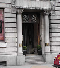 ロンバー・ストリート(1 Lombard Street)