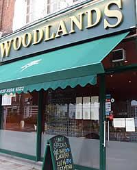 ウッドランズ(WOODLANDS)
