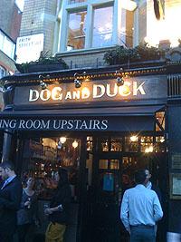 ドック&ダック(The Dog and Duck)
