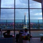 ロンドン一望!ガラス張りの展望台で愉しむモダンブリティッシュ / Fenchurch Restaurant