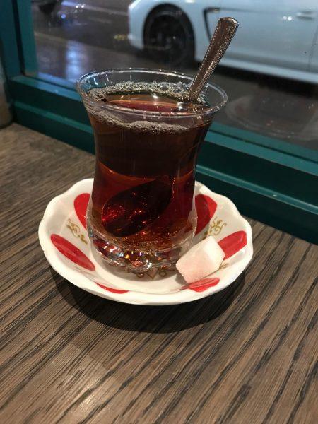 Gokyuzu Kebab London ロンドン ケバブ お茶