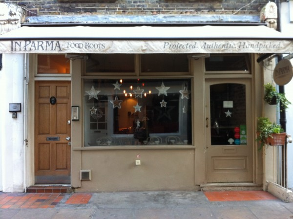 生ハム・チーズと自家製パスタが自慢 / In Parma by FOOD ROOTS