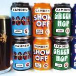 Vol.21ビール飲み比べ:ラガー・ビール編② CAMDEN TOWN BREWERY②