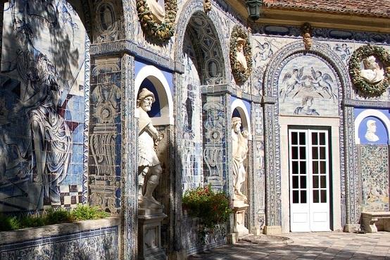 ロンドンを離れて[16]リスボン(ポルトガル)フロンテイラ宮殿