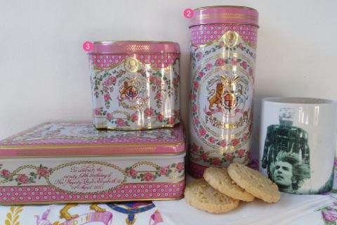 Vol.5 英国王室コレクション・ショップで95歳をむかえたエリザベス女王の記念品が発売中!
